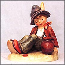 Coffee Break, M. I. Hummel Figurine