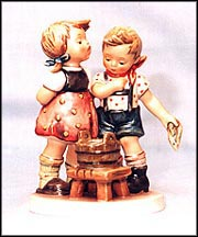 Bath Time, M. I. Hummel Figurine