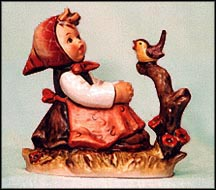 In Tune, M. I. Hummel Figurine