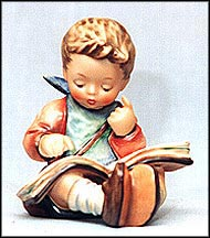 Thoughtful, M. I. Hummel Figurine
