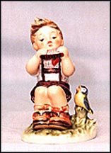 In D Major, M. I. Hummel Figurine