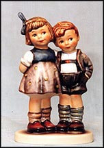 Little Pair, M. I. Hummel Figurine MAIN