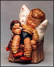 Just Dozing, M. I. Hummel Figurine