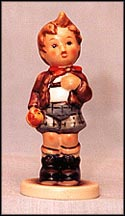 Cheeky Fellow- Non-Club Piece, M. I. Hummel Figurine