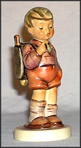 One, Two, Three, M. I. Hummel Figurine