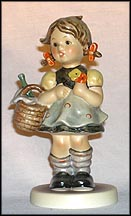 Little Visitor, M. I. Hummel Figurine