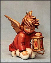 1991 Angelic Guide, M. I. Hummel Annual Ornament