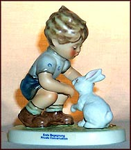 Private Conversation, M. I. Hummel Figurine