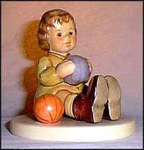 At Play, M. I. Hummel Figurine