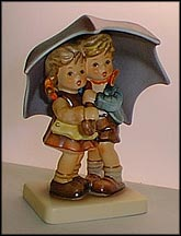 Sunshower, M. I. Hummel Figurine MAIN