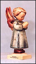 Thanksgiving Prayer, M. I. Hummel Figurine MAIN