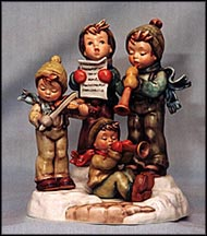 Strike Up The Band, M. I. Hummel Figurine