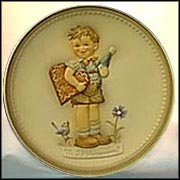 Valentine Joy, M. I. Hummel Celebration Plate