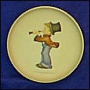 Little Fiddler, M. I. Hummel Mini Plate