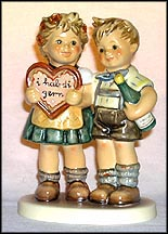 Gifts Of Love, M. I. Hummel Figurine MAIN