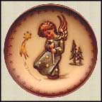Heavenly Angel, M. I. Hummel Mini Annual Plate