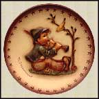 Singing Lesson, M. I. Hummel Mini Annual Plate