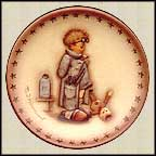 Doctor, M. I. Hummel Mini Annual Plate
