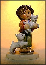 Frisky Friends, M. I. Hummel Figurine