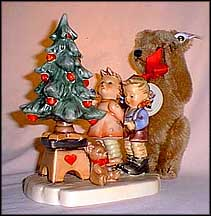 Wonder of Christmas Gift Set, M. I. Hummel Figurine