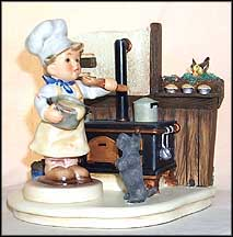 In The Kitchen Collectors Set, M. I. Hummel Figurine