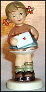 Messages of Love, M. I. Hummel Figurine