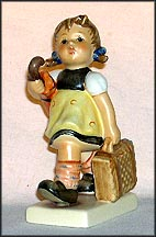 Merry Wandress, M. I. Hummel Figurine