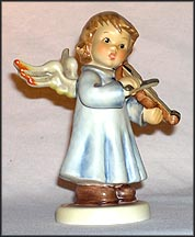 Celestial Strings, M. I. Hummel Figurine MAIN