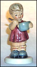Baking Time, M. I. Hummel Figurine