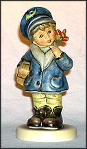 Little Miss Mail Carrier, M. I. Hummel Figurine