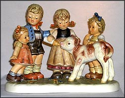 Farm Days, M. I. Hummel Figurine