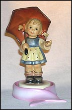 Hope For Tomorrow with Base, M. I. Hummel Figurine