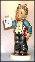 Little Lawyer, M. I. Hummel Figurine