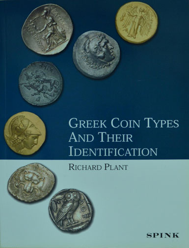 Greek Coin Types and Their Identification, by Richard Plant