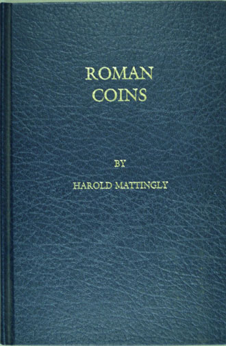 Roman Coins by H. Mattingly