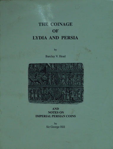 Coinage Of Lydia And Persia