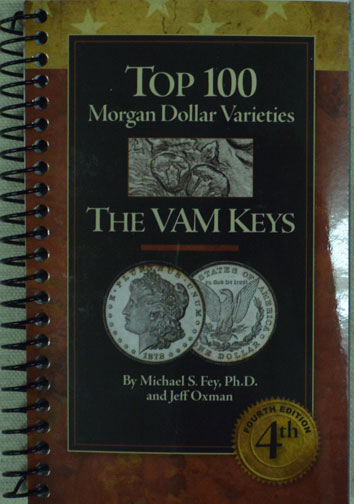 Top 100 VAM Morgan Dollar Varieties
