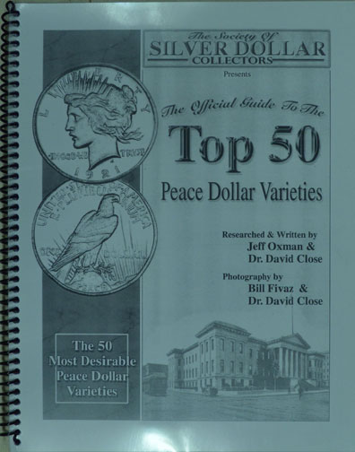 Top 50 Peace Dollar Varieties