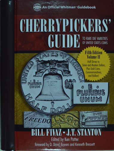 Cherrypicker's Rare Die Varieties #2 5th ed