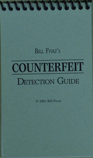 Counterfeit Detection, Fivaz