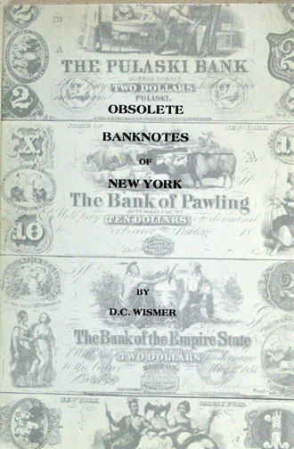 Obsolete Bank Notes of New York