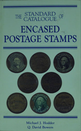Encased Postage Stamps