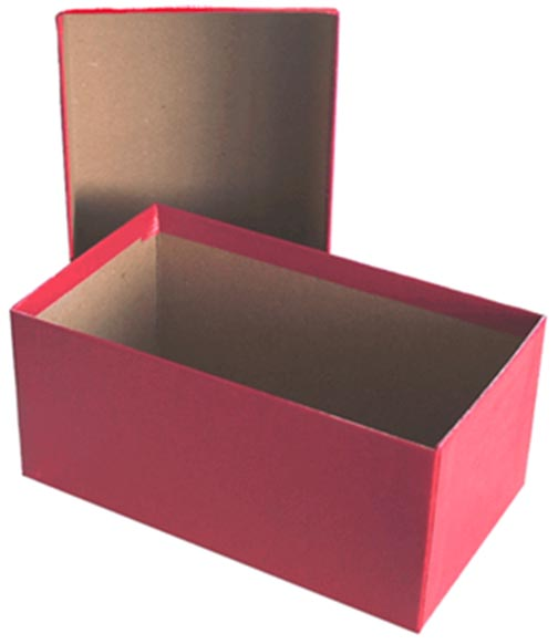 Box for Modern Size Currency, 7x4x3.25
