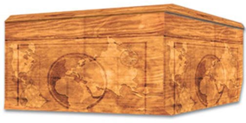 Large Graded Currency Storage Box