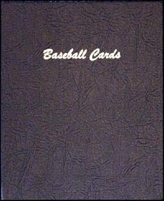 Dansco Baseball Card Album - Baseball Cards 15pg