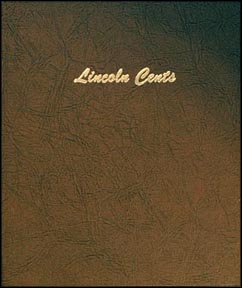 Dansco Coin Album - Lincoln Cents 1909-2009