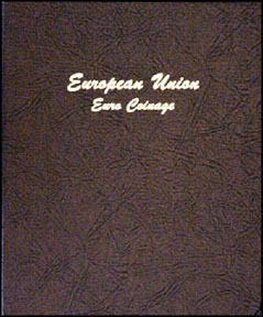 Dansco Coin Album - European Coinage