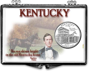 Edgar Marcus Snaplock Display - Kentucky, Old kentucky Home