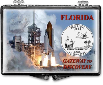 Edgar Marcus Snaplock Display - Florida Gateway to Discovery