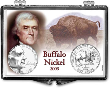 Edgar Marcus Snaplock Display - Jefferson - 2005 Buffalo
